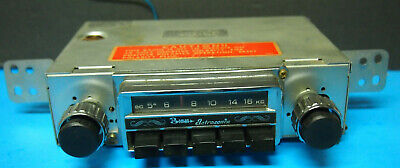 Vinatge Bowman Solid State Car Radio Cr-500 7 Transistors As Is Untested