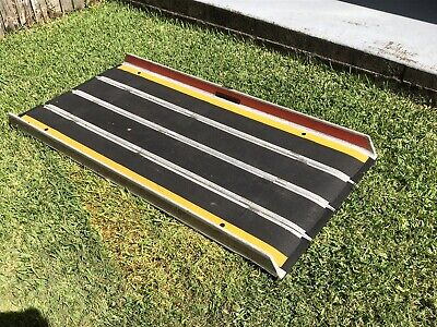 Decpac Mobility Scooter Wheelchair Ramp In Excellent Condition