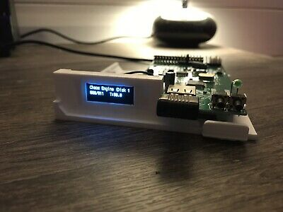 Amiga 1200 Gotek Drive OLED Display & FlashFloppy - Plug & Play