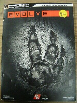 Evolve Strategy Guide Book