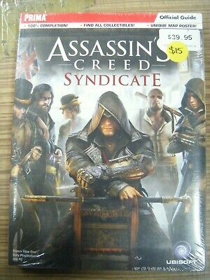 Assassin's Creed Syndicate Strategy Guide Book