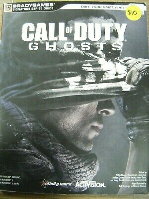 Call of Duty: Ghosts Strategy Guide Book