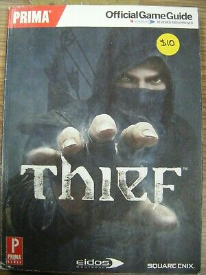 Thief Strategy Guide Book