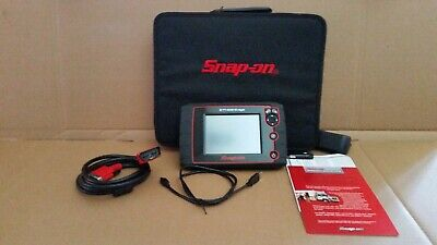 SNAP-ON ETHOS EDGE Touch Scanner 2019 Version 19 2 Euro,Asian,Domestic  Eesc332