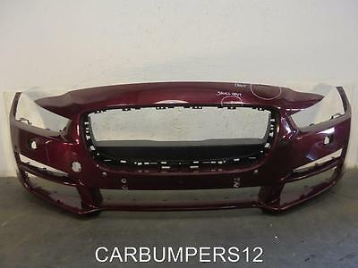 Jaguar Xe Se Front Bumper 2015-Onwards - Genuine Jaguar Part *O2