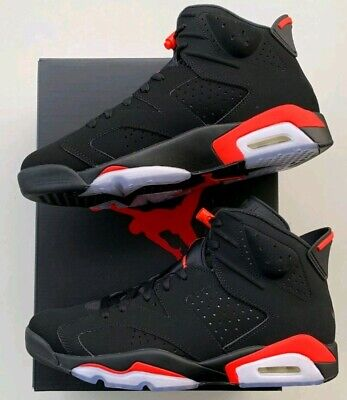 online store e4a8d f3c47 Nike Air Jordan 6,Gr.45,infrared,double boxed,