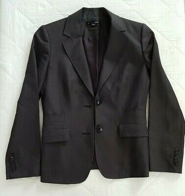 Saba Womens Jacket Suit Blazer Size 6