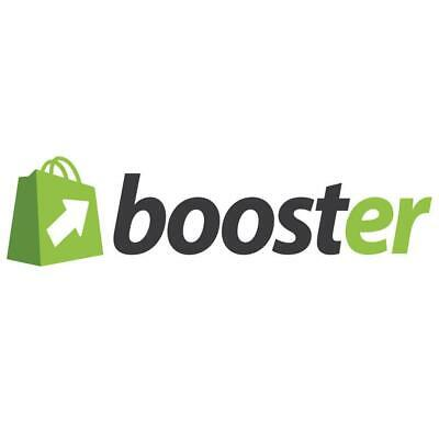 Shopify Booster Theme (2.0), Best Theme - Optimize Your Conversions Today!