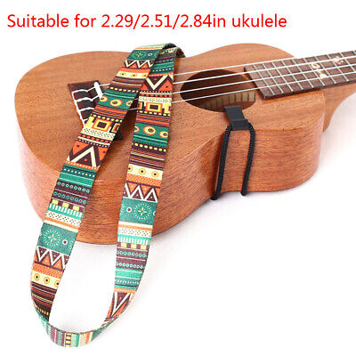 Electric Guitar Strap Bass Strap Belt with Leather End for Acoustic 'Guitar Bass