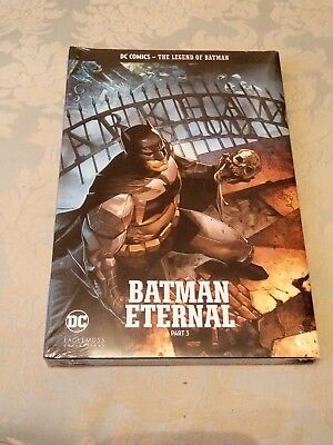 DC COMICS -THE LEGEND OF BATMAN , batman eternal HARDBACK cheapest on eBay