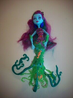 Monster High Doll ~ Great Scarrier Reef Posea