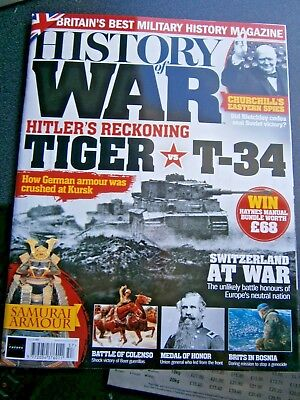 History Of War magazine Issue 57 (new) 2018