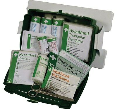 Evolution Plus Vehicle First Aid Kit with Mountable Bracket