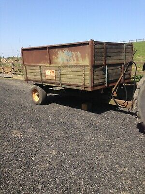 agricultural farm tipping trailer