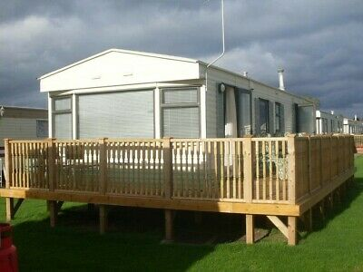 4 Berth Caravan To Rent Hire Let At St Osyth's ,Clacton on Sea Essex...