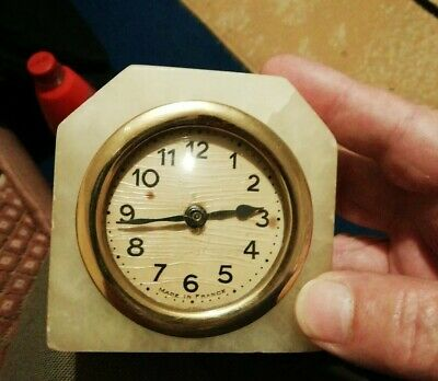 Small French Clock Working Order
