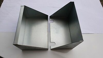 Metal Aspen Enclosure for fitting pumps underground - qty 2
