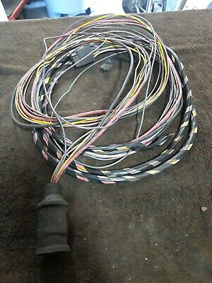 omc cobra wiring harness 8 pin engine to dash