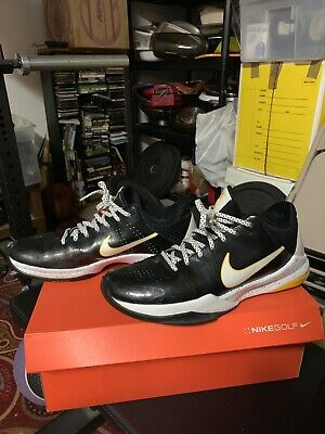 quality design 36816 87254 Nike Kobe Bryant 5 V Del Sol size 10 Men s basketball shoes