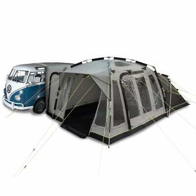 New KHYAM  MOTORDOME SLEEPER PRO4 Man Quick Erect Campervan Awning RRP £1100.00