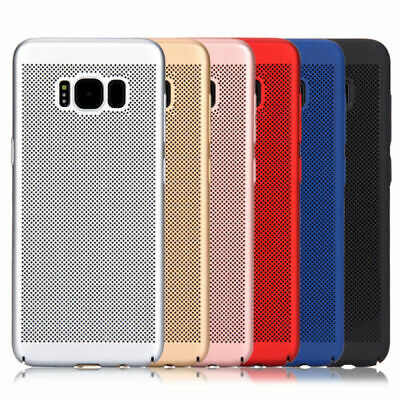 Thin Shockproof Hard Hybrid Case Cover Skin For Samsung Galaxy S8 Plus S7 Edge