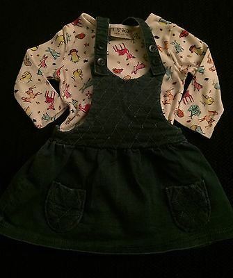 Baby girls outfit 3-6 months From (Next)