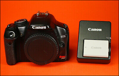 Canon EOS 450D / XSi DSLR Camera, Sold With Battery & Charger