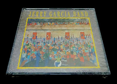 Jerry Garcia Jerry Garcia Band CD Live 1990 JGB 2-CD 1991 Arista Grateful Dead