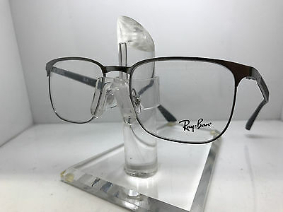 53a669294aa80 RAY BAN RB6363 Rx 6363 2553 Gunmetal Silver 54Mm -  99.88