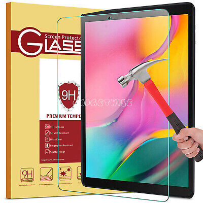 """Tempered Glass Guard Screen Protector For Samsung Galaxy Tab A 10.1"""" T510 T515"""