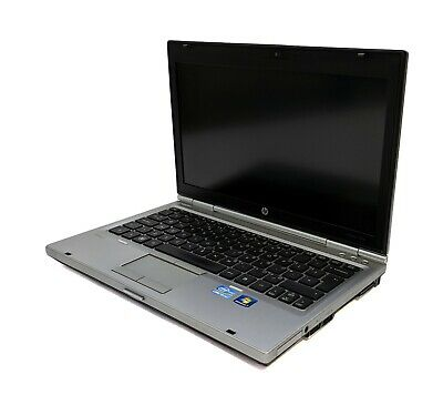 HP EliteBook 2570p Intel Core i5-3210m 2.5Ghz 4GB 500GB Laptop Notebook (BL)