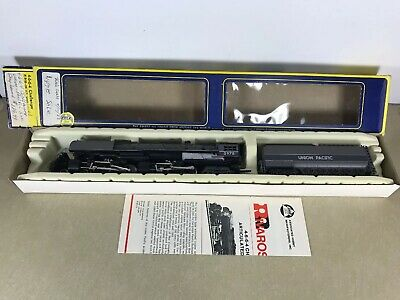 AHM Rivarossi HO 5112 3978 GREY UNION LOCOMOTIVE DE CHALLENGER PACIFIC 4-6-6-4 OB