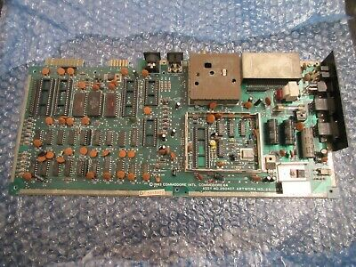 Commodore 64 motherboard - 250407b - Read description - FREE UK P&P