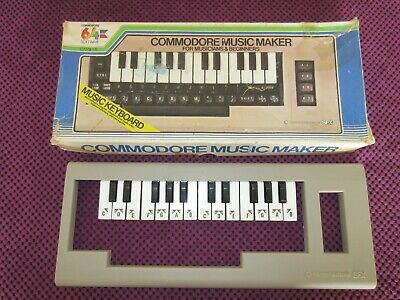 Commodore 64 music maker - FREE UK P&P