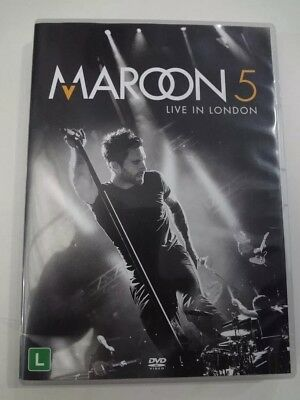 DVD  MAROON 5     iTUNES FESTIVAL  2014        DVD   NEW & SEALED
