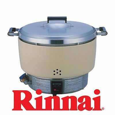 Rinnai Natural Gas Rice Cooker Made in JAPAN from Commercial Quality UK Seller