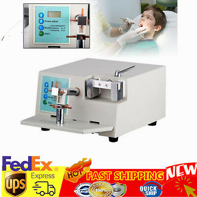 HL-WDII Dental Spot Welder Welding Teeth Orthodontic Materials Heat Treatment US