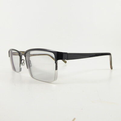 7dee57ccd810c AUTHENTIC CHANEL SEMI Rimless Eyeglass Glasses Eyeglasses Rx Frame ...
