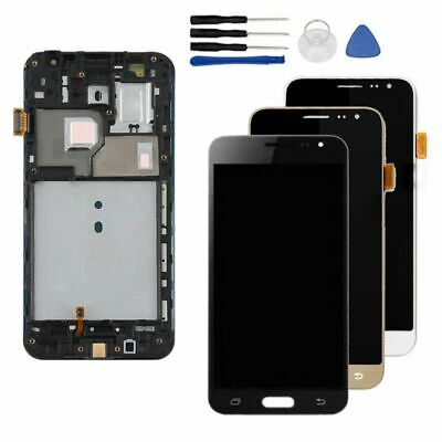 NEW For Samsung Galaxy J3 2016 J320F SM-J320FN LCD Display Touch Screen Frame A+