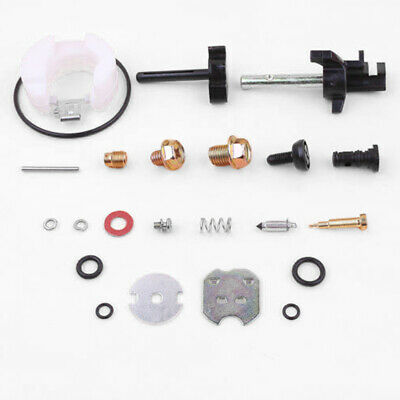 CARBURETOR CARB REBUILD Repair Kit fit Honda GX160 GX200 Go Kart