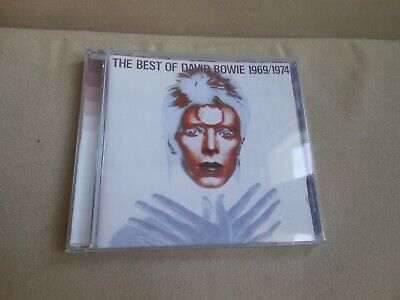 Incomparable The Best Of David Bowie - 1969-1974 Ziggy Starman Rebel Pretty Thng