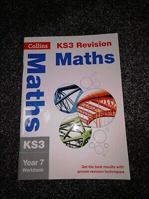 Ks3 Revision Collins Maths And Science Year 7 Workbook