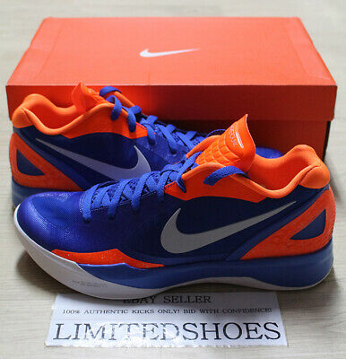 brand new 99bb7 eec37 Nike Zoom Hyperdunk 2011 Low Jeremy Lin Knicks 487638-418 Us 11 Blue Orange  Pe