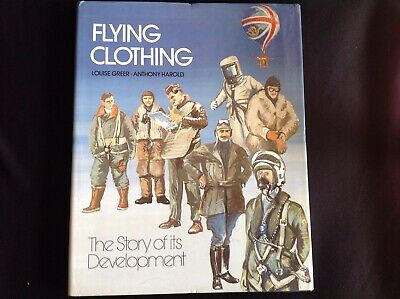 Flying Clothing Aircraft Story Of Its Development Hb Greer