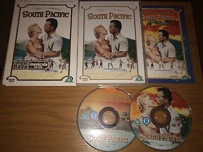 South Pacific 2 Disc Collectors Edition (DVD)