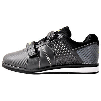 More Mile Lift 4 Men's Weightlifting Cross Fit Gym Trainers Black