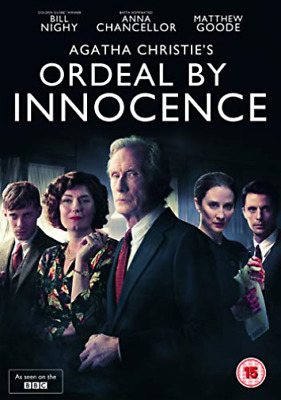 Agatha Christie Ordeal By Innocence (UK IMPORT) DVD NEW