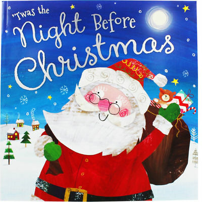 Christmas Story: TWAS THE NIGHT BEFORE CHRISTMAS Story Book - Make Believe Ideas