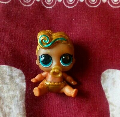 Lol Surprise Dolls Series 4 Eye Spy Lil Sisters - ❤️Lil Luxe ❤️ ULTRA RARE