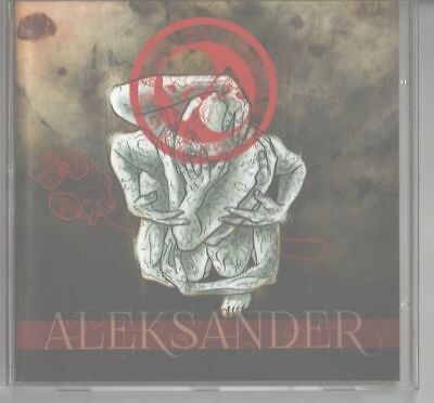 Aleksander - Aleksander (2014) - NEW PAPER SLEEVE With ORIGINAL ARTWORK
